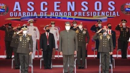 Maduro reitera su compromiso para fortalecer más que nunca la FANB