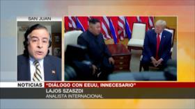 Szaszdi: Ataque norcoreano puede dejar sin electricidad todo EEUU