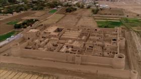 Irán: 1- El castillo Mehrpadin y los petroglifos de Mehriz 2- Ahar en Azerbaiyán Oriental II