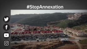 Etiquetaje: Advertencia mundial a Israel: Cisjordania es palestina