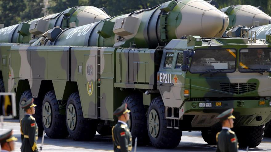 China tiene misiles 'asesinos de portaviones' para responder a EEUU | HISPANTV
