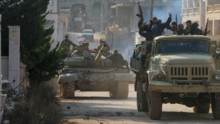 Siria mata a 31 terroristas de Daesh en duros combates en Homs