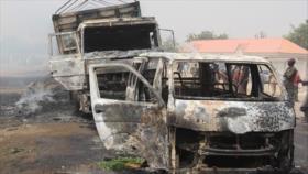 Daesh mata a dos civiles, incluyendo un niño de 5 años en Nigeria