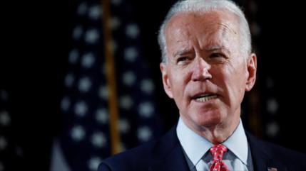 Biden: Racismo en EEUU tiene una historia de más de 200 años