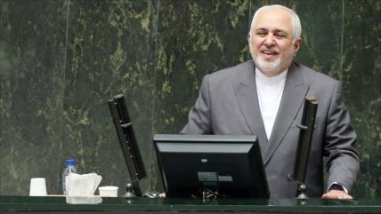 Zarif: EEUU fracasó en fabricar narrativas falsas contra Irán