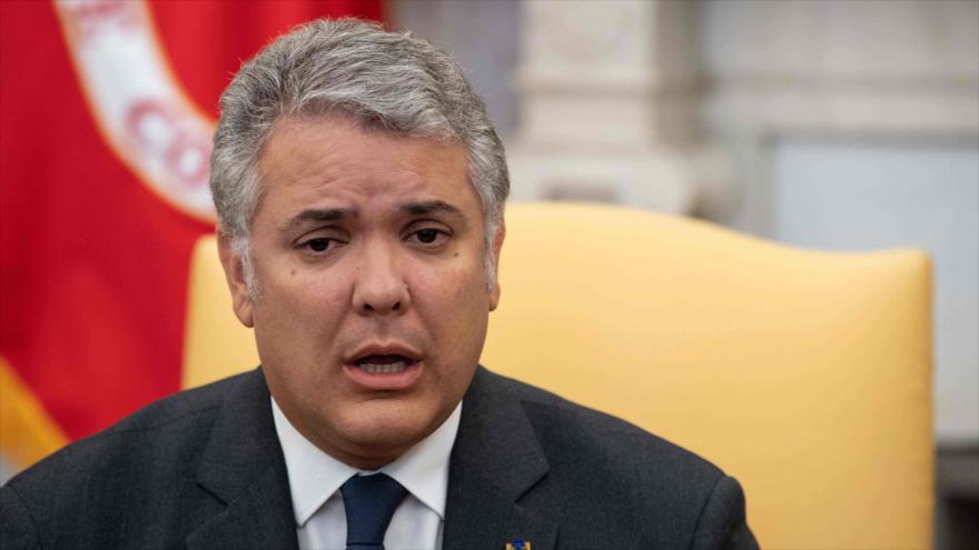 Otro escándalo para el partido gobernante en Colombia