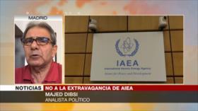 Dibsi: EEUU utiliza a AIEA para poder presionar más a Irán