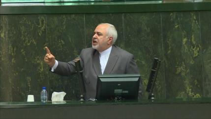 Zarif: acuerdo nuclear fue impuesto a EEUU un documento de orgullo