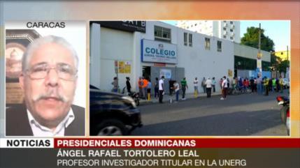 """""""Quien gane comicios en Dominicana no debe subordinarse a EEUU"""""""