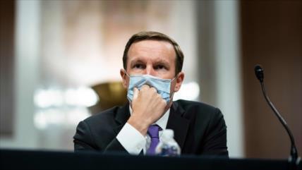 Chris Murphy urge a EEUU terminar sus bombardeos contra Yemen
