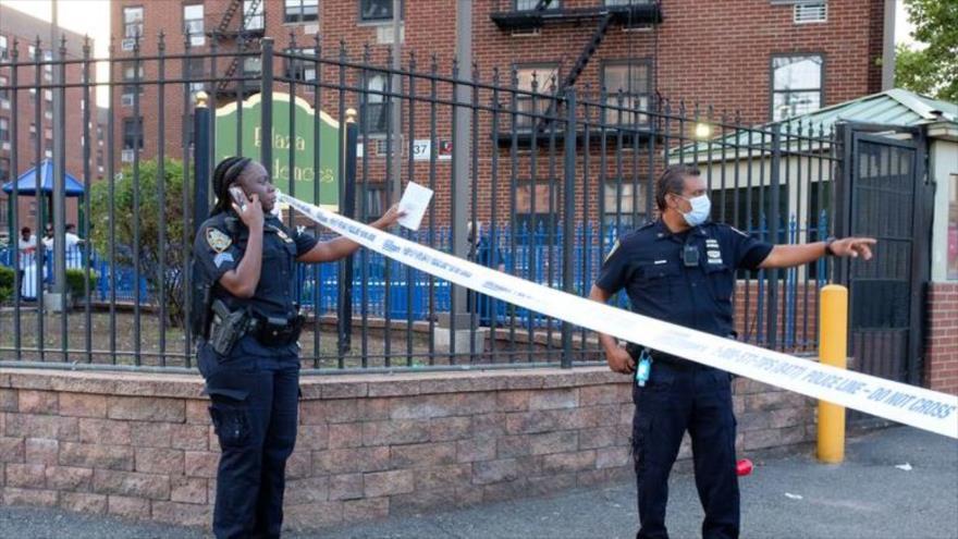 Video: Matan a tiros a hombre en plena luz del día en Nueva York