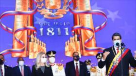 Maduro: Venezuela nunca más será colonia de ningún otro imperio