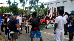 """Experiencia de marchas """"Black Lives Matter"""" y su impacto en EEUU"""