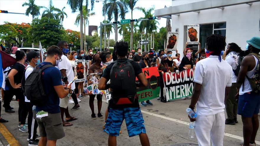 Experiencia de marchas Black Lives Matter y su impacto social en EEUU