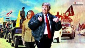 Ni EEUU detiene sus conspiraciones ni Irak y Siria su resistencia