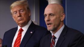 Trump recibe críticas por considerar 'inofensivo' el coronavirus