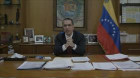 Venezuela denuncia sanciones de EEUU en medio de COVID-19