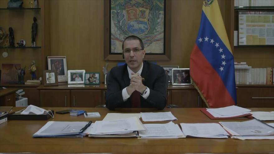 Venezuela denuncia sanciones unilaterales de EEUU en medio de COVID-19