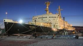 Rusia desarrolla superrompehielos nuclear más potente del mundo
