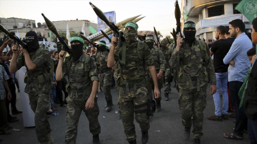 HAMAS y Hezbolá se unen para impedir la anexión israelí de Cisjordania | HISPANTV