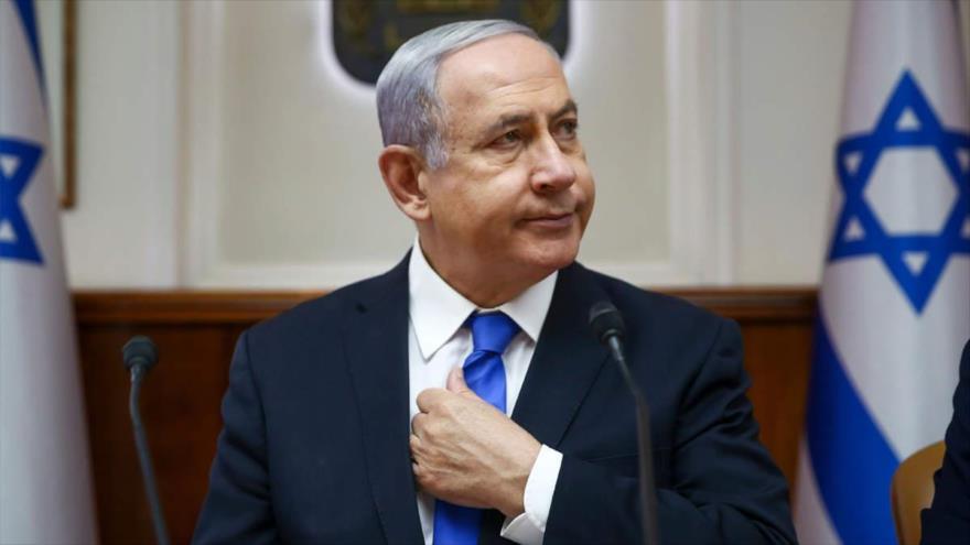 Informe: Netanyahu tiene dudas sobre la supervivencia de Israel