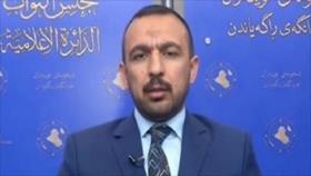 Parlamentario alerta de complots de EEUU contra fuerzas iraquíes