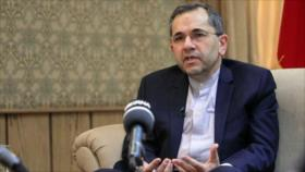Irán pide a ONU indagar destino de iraníes secuestrados en Líbano