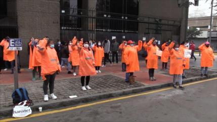 La inestabilidad política y social se adueña de Perú