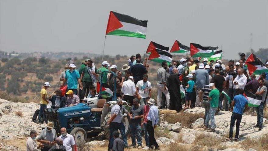 Alemania, Francia, Jordania y Egipto rebaten plan de anexión israelí | HISPANTV