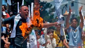 Protesta en Palestina. Crisis en Europa. Manifestación en Perú - Boletín: 14:30 - 07/07/2020