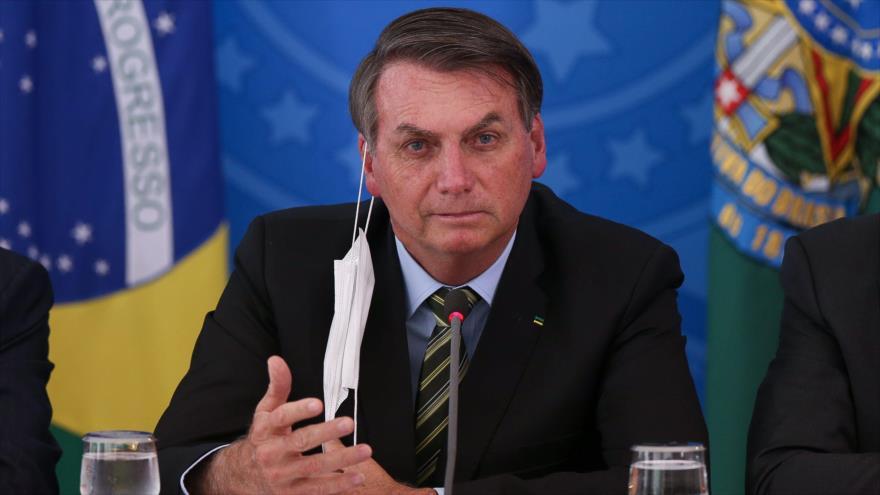 Bolsonaro minimiza gravedad sanitaria mientras hay 150 000 muertos | HISPANTV