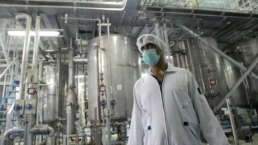 Irán niega rumores de explosión en una instalación nuclear en Yazd   HISPANTV
