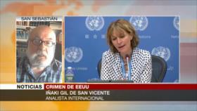 Iñaki Gil: El mundo debe airear asesinatos como el de Soleimani