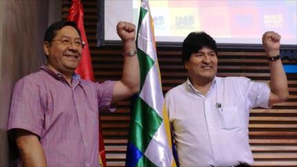 Sondeo: Arce ganará las presidenciales de Bolivia en primera vuelta