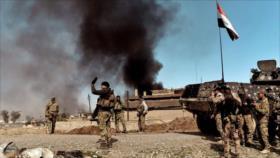 Irak elimina cuatro escondites y a un comandante de Daesh