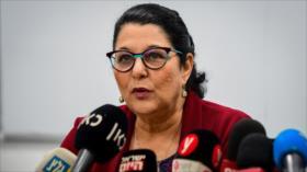 """Funcionaria de salud israelí dimite por """"fracaso"""" ante la COVID-19"""