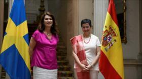 España avisa a Israel de una respuesta europea si anexa Cisjordania