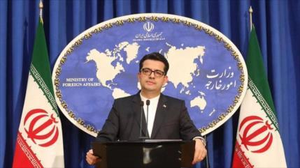 "Irán condena ""truco de mentir"" acerca de cooperaciones con China"
