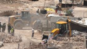 Israel aumenta derribo de casas palestinas pese a la pandemia
