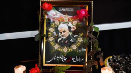 """""""General Soleimani tuvo papel fundamental en la lucha contra Daesh"""""""
