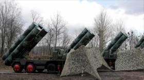 Turquía probó S-400 contra cazas de fabricación estadounidense