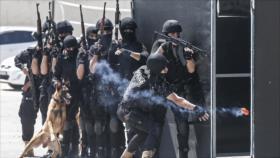 HAMAS arresta a terroristas de Daesh, al servicio de Israel