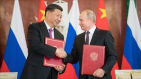 China cooperará con Rusia para crear vacunas en medio de pandemia