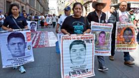 Identifican restos de uno de los 43 estudiantes de Ayotzinapa
