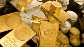 Precio mundial de oro marca nuevo récord desde 2011