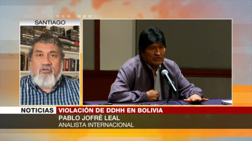Leal: Áñez acusa a Morales para evitar que el MAS gane elecciones | HISPANTV