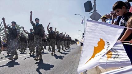 EEUU desafía a Turquía y planea maniobras militares con Chipre