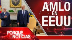 El Porqué de las Noticias: Intervención en Libia. Unilateralismo de EEUU. Lazos México-EEUU