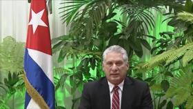 Conflicto en Libia. Sanciones contra Cuba. Lazos México-EEUU - Boletín: 01:30 - 09/07/2020