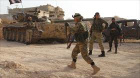 Al-Nusra fabrica bombas químicas de sustancias desconocidas en Idlib
